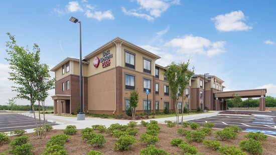 ‪Best Western Plus Tuscumbia/Muscle Shoals Hotel & Suites‬