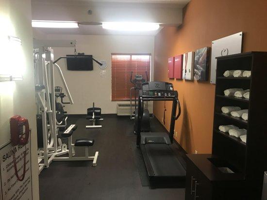 Tucker, Geórgia: Fitness Center