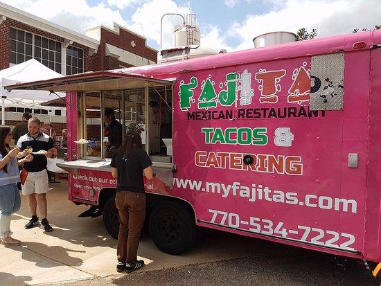 The Fajitas Taco Truck Picture Of Fajitas Mexican Restaurant