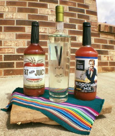 Spartanburg, SC: Our Jalapeño Pickled Vodka pairs perfectly with your favorite Bloody Mary Mix!