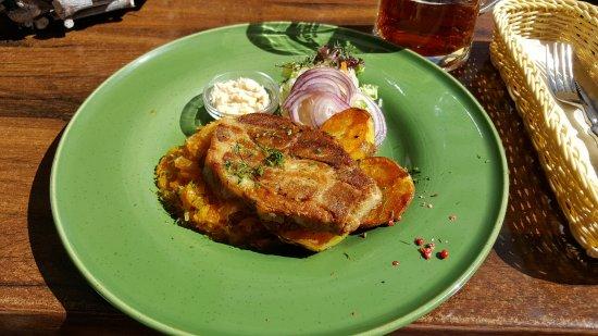 PROVINCE: The homemade roast pork