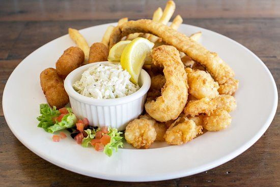Leland, Северная Каролина: Fried Seafood Platter