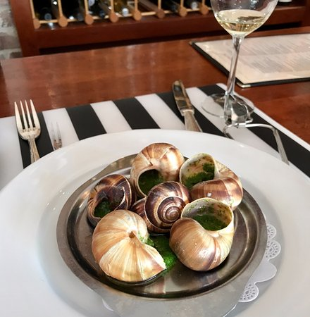 Lafayette, CA: The Escargot was a bit too salty