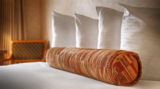 Monterey Park, CA: Pillows.
