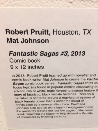 New Albany, IN: This is the description for Robert Pruitt's Fantastic Sagas books