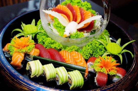Tokyo Sushi'n'Grill: Sushi