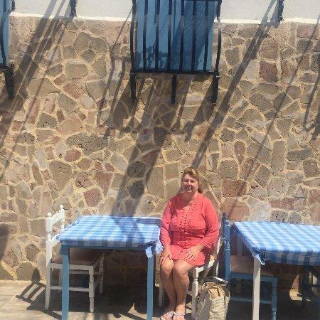 Kipriotis Hotel Rhodes: Lunch area
