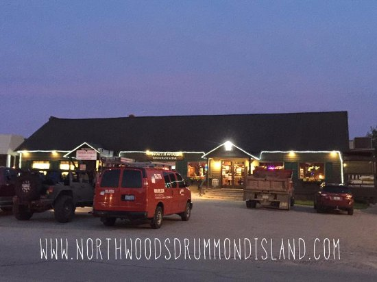 Find us at The Four Corners on Drummond Island!