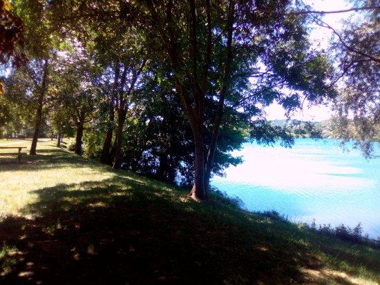 Lac des Vernets