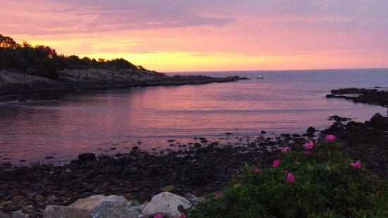 Perkins Cove: Vue globale sur la mer