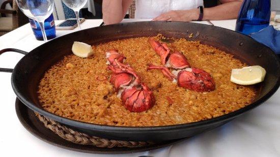 El Saler, España: Arroz