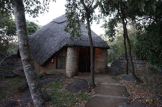 Masvingo, Zimbabwe: Our personal rondavel