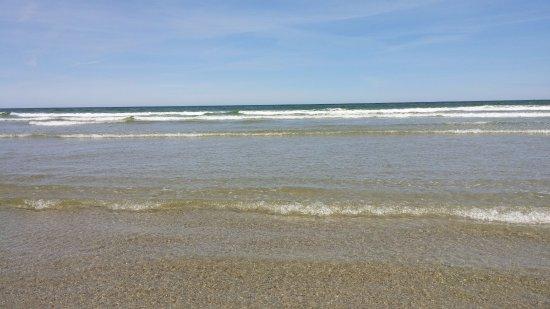 Ogunquit Beach: Une autre vue de la mer