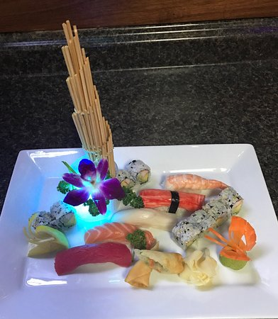 Pell City, AL: Izumi sushi