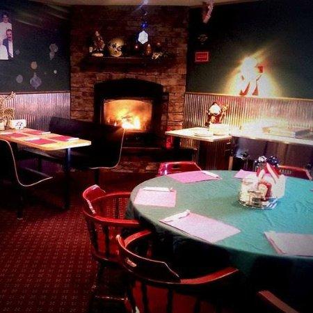Waymart, Pensilvanya: Main dining room