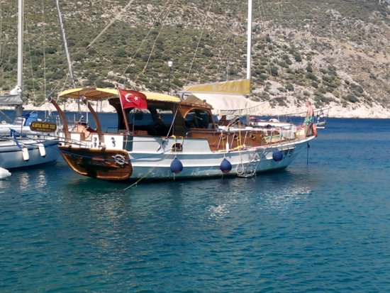 Kartal Boat