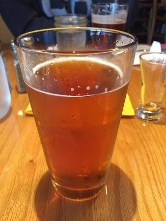 Wasilla, AK: A pint of Prospector's Pale Ale