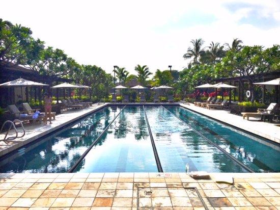 Four Seasons Resort Hualalai: Hualalai Spa and Fitness Center Pool