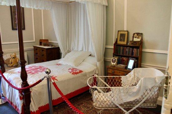 Malahide Castle: La chambre de Rose