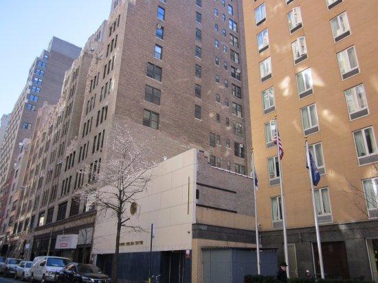 紐約時代廣場快捷假日酒店照片