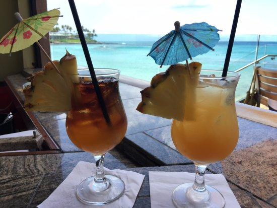 The Mauian Hotel on Napili Beach: Paradise. Napili Kai punch 4 life