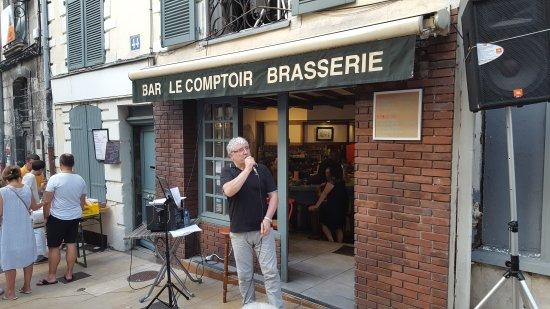 Auxerre, Prancis: Fête de la musique