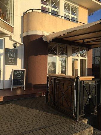 Cafe Kukhnya