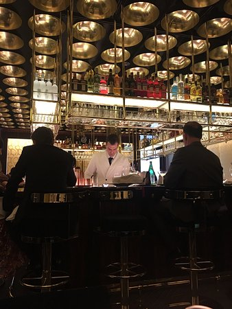 Beautiful Bar and Atmosphere