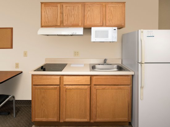 Murfreesboro, TN: In-Room Kitchen