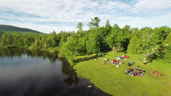 West Forks, ME: Lake Moxie Camps