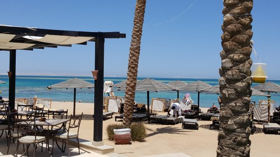 Strandstrandbar Bild Von Steigenberger Aqua Magic Hurghada