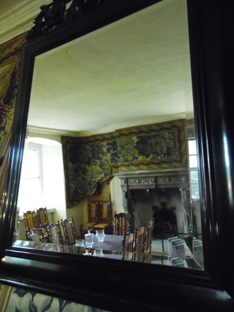 Argyll's Lodging: Formal dining room