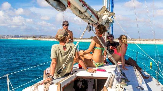 Kralendijk, Bonaire: feel the breeze