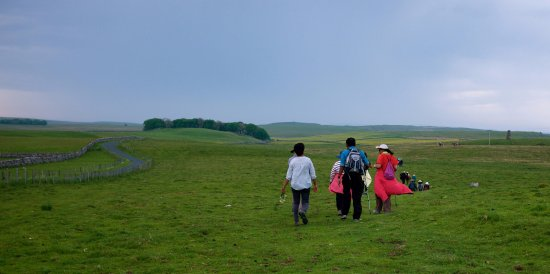 malham tarn walk