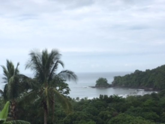 Punta Islita, Costa Rica: View from our private patio