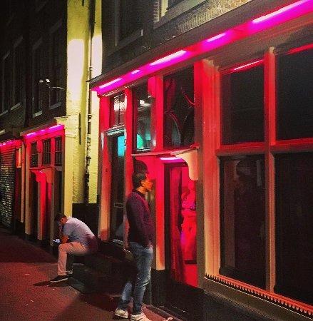 Amsterdam Red Light District Tours 2018 Ce Qu 39 Il Faut