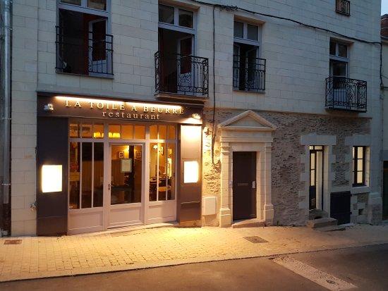 L'hotellerie de la Toile a Beurre
