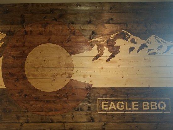 Copper Mountain, Kolorado: Eagle BBQ