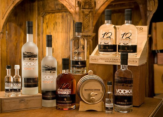 Wishka River Distillery