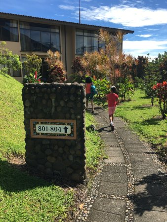 Arenal Kioro Suites & Spa: Great place to stay with family. Has one of the best hot springs pools with awesome views of Mt