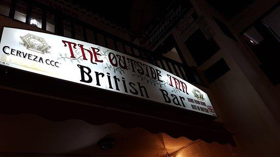 Santiago del Teide, Spanien: The Outside Inn