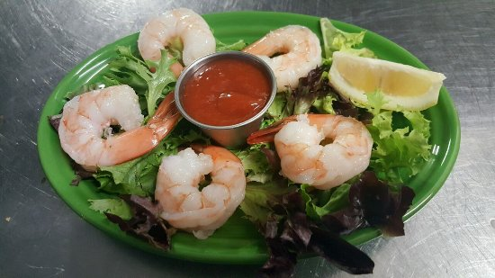 Waterville, ME: Jumbo Shrimp Cocktail