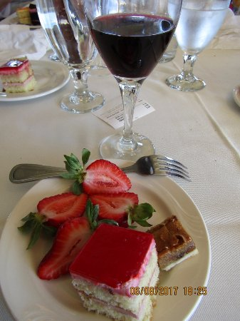 St. Catharines, Canadá: Yummy desserts