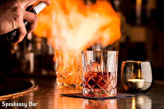 Celerina, Ελβετία: Speakeasy Bar