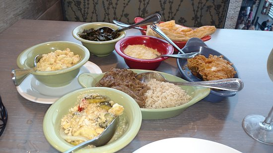 Paula Deen Family Kitchen Menu Myrtle Beach