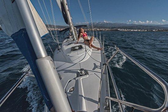 Jeanneau Sun Odyssey 40jeanneau Sun Odyssey 40 Picture Of Notos