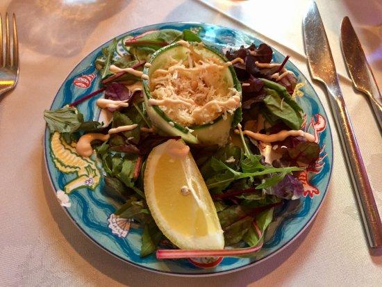 Seafood Restaurant Llandudno