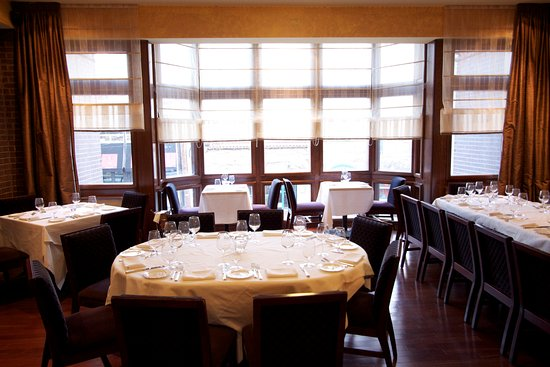 Bethesda, MD: Private Room for Events and also used as a main dining room occasionally.