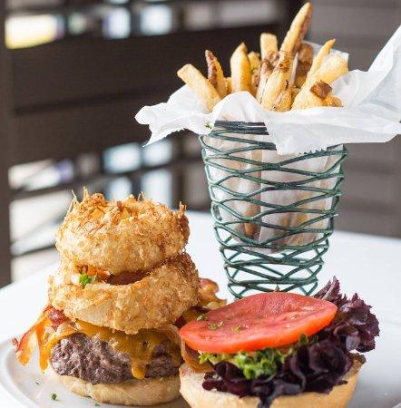 Atlantic Beach, FL: American Kobe Beef Burger