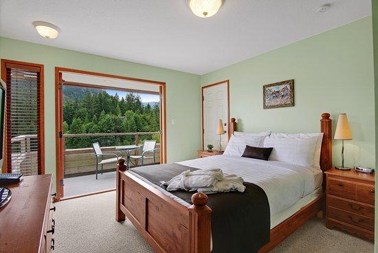 Madeira Park, Canada: Oceanview Room